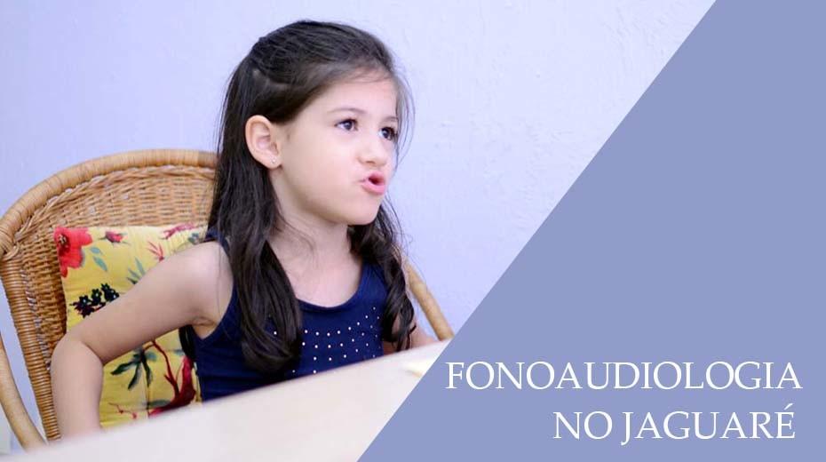 Fonoaudiologia no Jaguaré