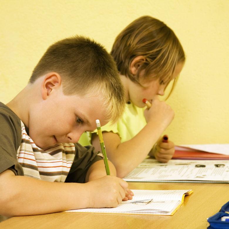 Meu filho tem dificuldade para aprender a ler e a escrever