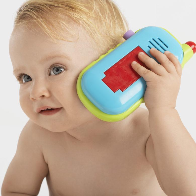 Desenvolvimento da fala da criança
