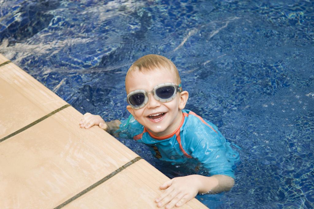 Atividades físicas recomendadas para crianças com autismo.