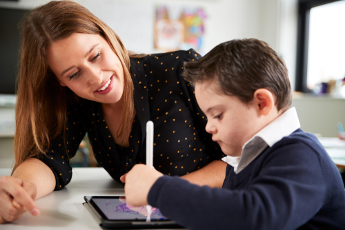 Como deve ser a alfabetização de crianças com Síndrome de Down?!